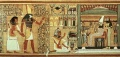 Древнеегипетская Книга Мертвых - это не книга о смерти. .  Это книга о жизни, победившей смерть. .